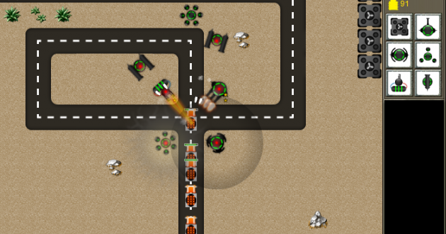 Active Defense Screenshot