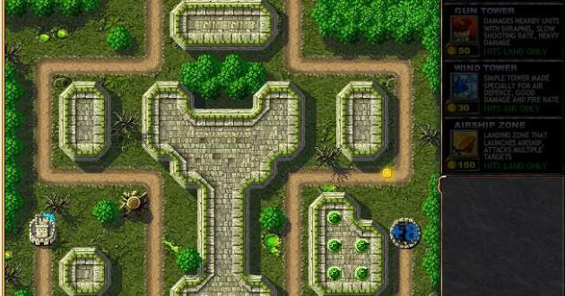 Azgard Tower Defense Screenshot