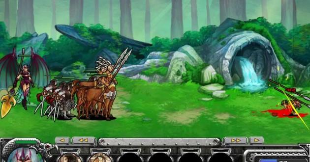 Epic War 5 Screenshot