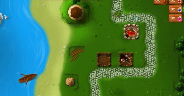 Heroes of Mangara Screenshot