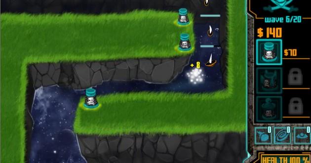 Space Pirates Screenshot
