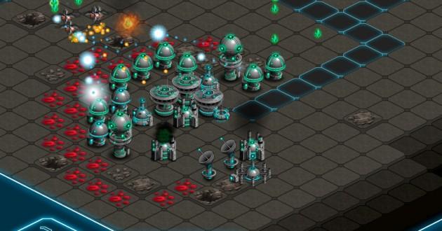 Planet Defense Screenshot