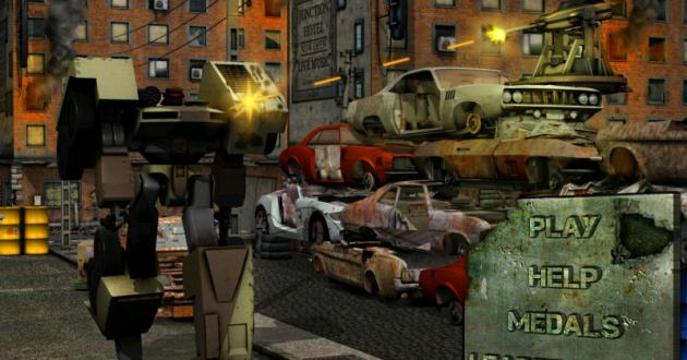 Defending Paradies Screenshot