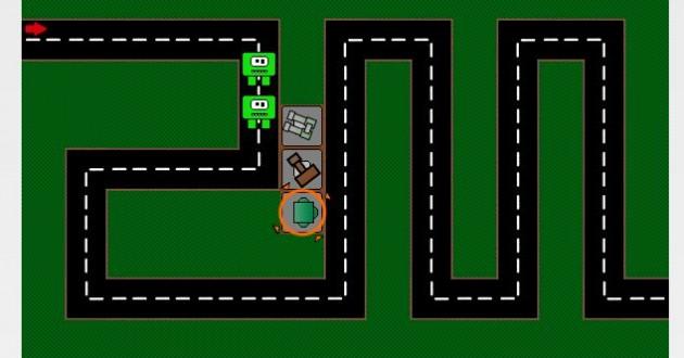 Troops Tower Defense Screenshot