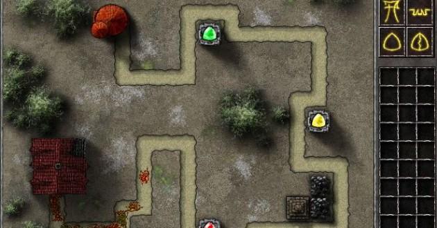 Gemcraft Chapter 0 Screenshot