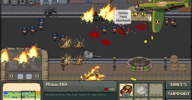 Relic of War Screenshot