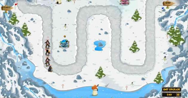 Battle of Antarctica Screenshot