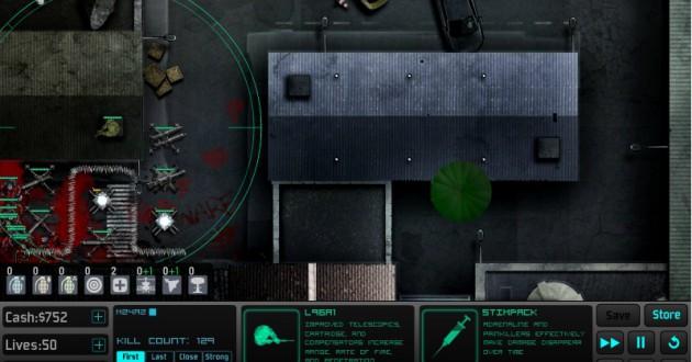 SAS Zombie Assault TD Screenshot
