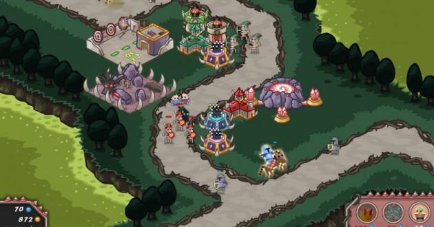 Demons vs Fairyland Screenshot