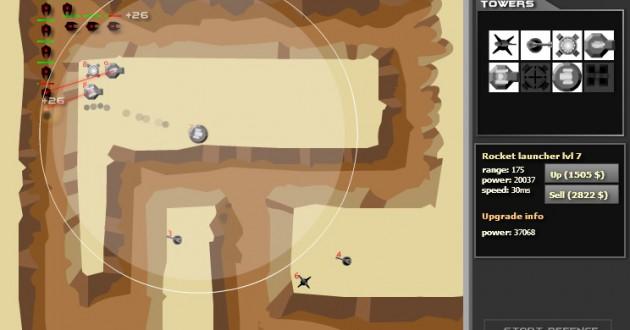 Mahee Tower Defence Screenshot