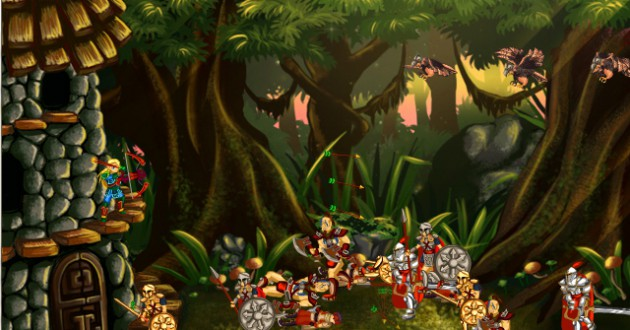 Dark Ranger Screenshot