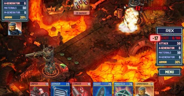 Back2Back Commander Screenshot