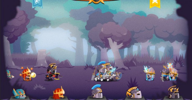 The Kings League Odyssey Screenshot
