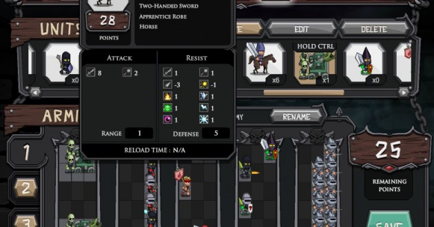 BattleCry Screenshot