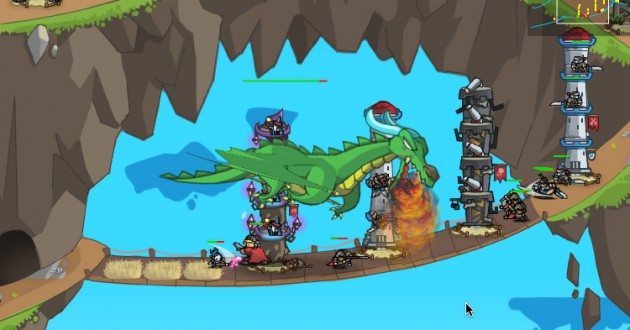 Giants and Dwarves TD Screenshot