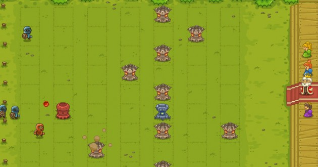 Brave Knights Screenshot