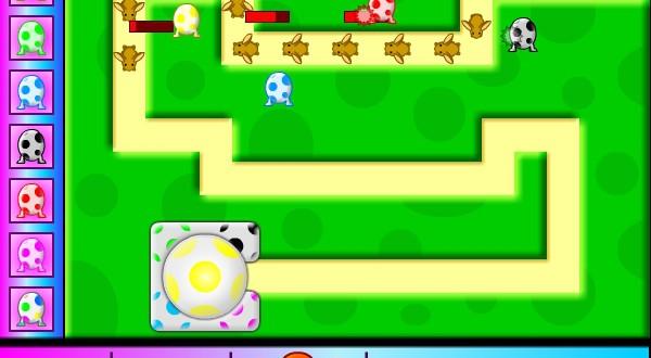 Land of Eggs 2 Screenshot
